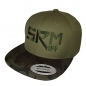 Preview: SRM 114 Snapback Basecap Green Camou