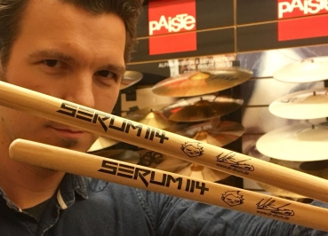 Signature Drumsticks - Nils