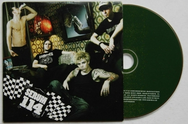 SERUM 114 CD (2008 Bodog Release / Digipack)