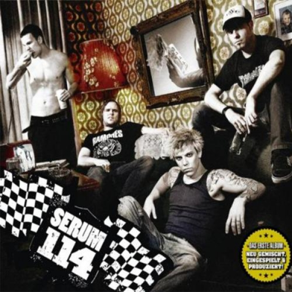 SERUM 114 CD (Re-Release) Cover-Serum 114